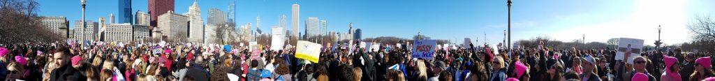 Women' March, Chicago